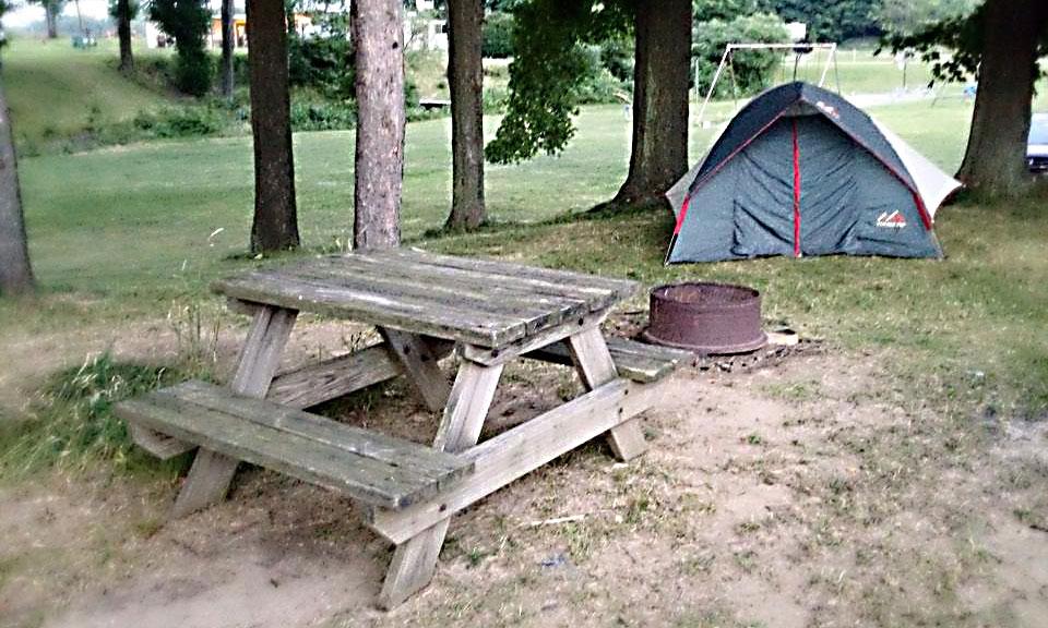 RV Campground Near Lake Erie at Pine Lane Campground