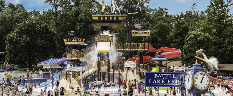 Waldameer Park & Water World | Battle of Lake Erie